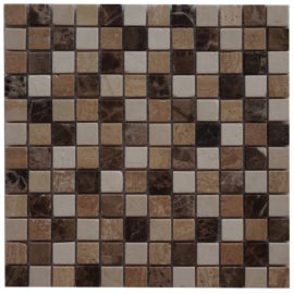 Mozaiek tegel marmer 30x30cm M571-30 Topmozaiek24