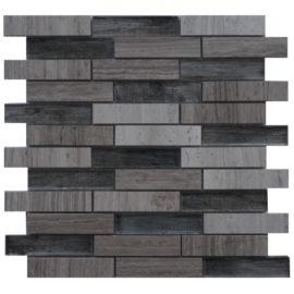 Mozaiek tegels marmer glas 30x30cm M641 Topmozaiek24