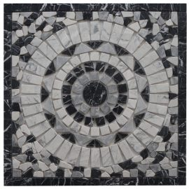 Mozaiek tegels medallion 60x60cm 51048 Topmozaiek24
