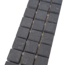 Mozaiek tegelstrips leisteen 5x30cm B046(2) Topmozaiek24