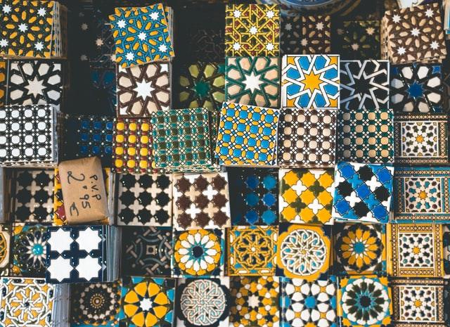Zelf mozaiek maken